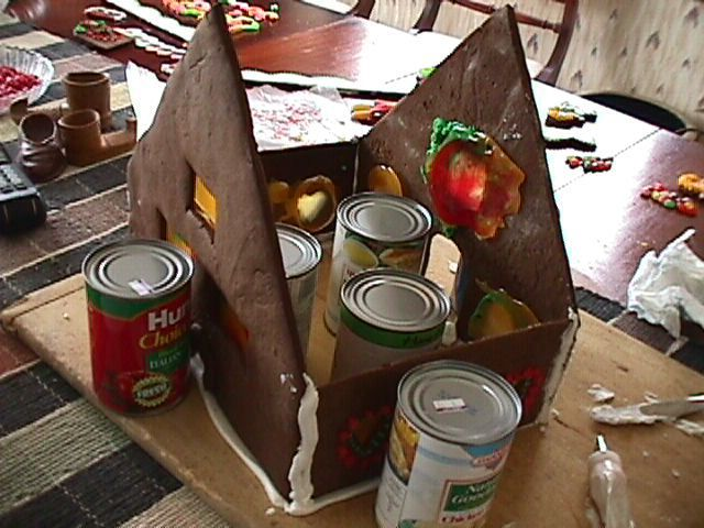 Gingerbread Recipe and tips for making Gingerbread house