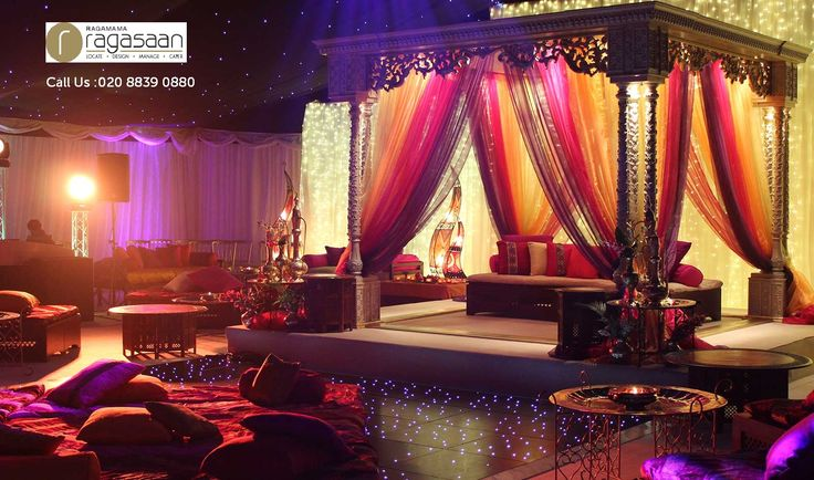 Wedding Venues: - Find the right wedding venues in London with Ragamama Ragasaan. We offers event planning, management and Indian wedding catering in UK.