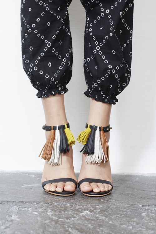 Ulla Johnson 2015 #Fashion #RoadToMorocco
