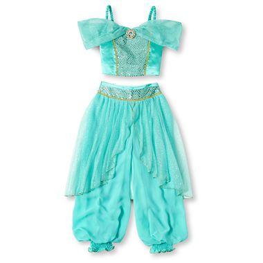 Disney Jasmine Costume - Girls 2-8 - jcpenney
