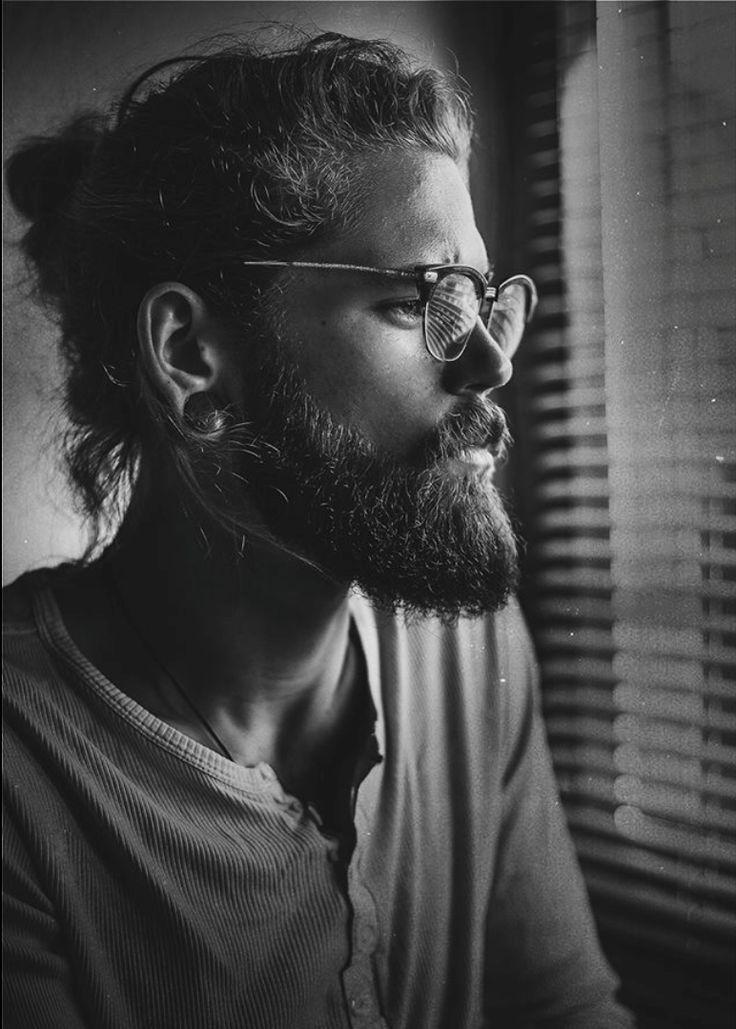 beardbrand:  Casual in a henley – DaluCapriO