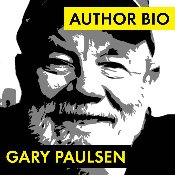 the life and accomplishments of gary paulsen This is a transcript of live im chat with author gary paulsen on july 9, 2003  i  wanted to do a biography on her, but there wasn't enough.