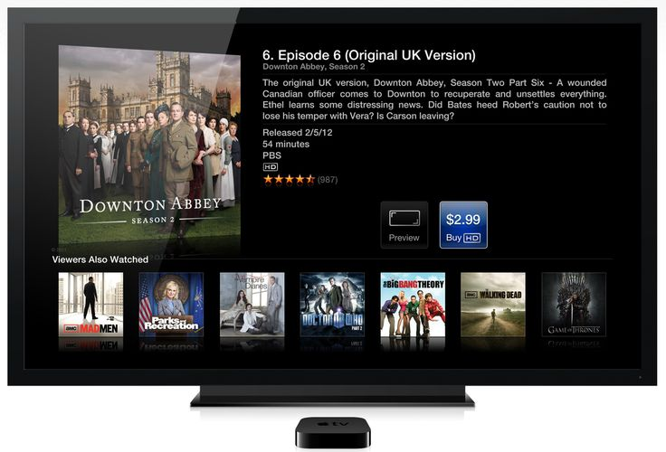 Apple in talks with cable operators to use Apple TV device as set-top-box