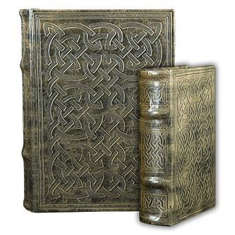 Amazon.com: Vintage Classic Celtic Knot Motif Irish Secret Book Box Set: Home & Kitchen
