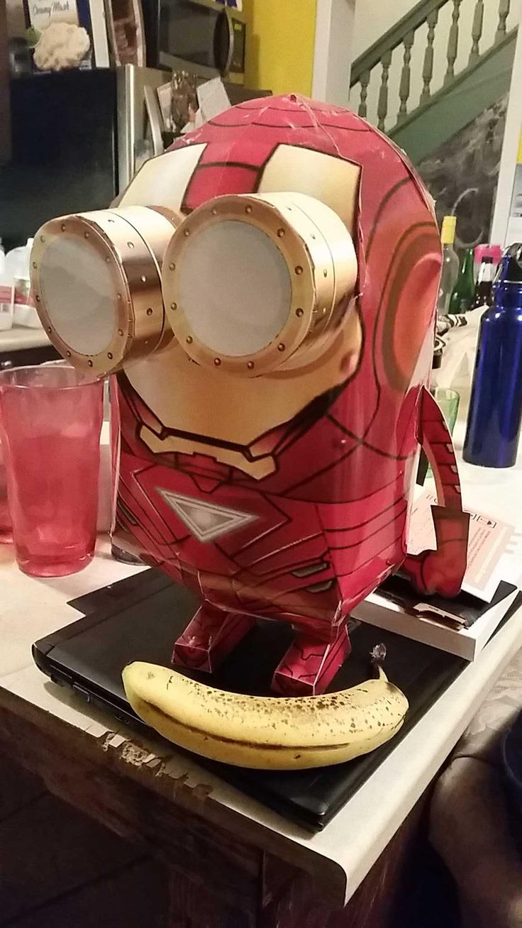I present to you: IronMinion