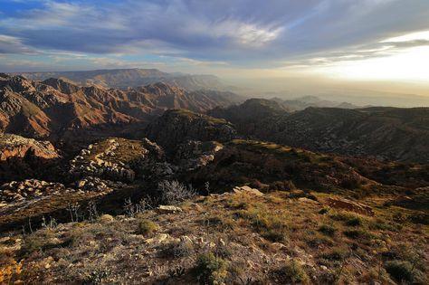 Dana Biosphere Reserve, Jordan (JO), by Mohammad Asfour