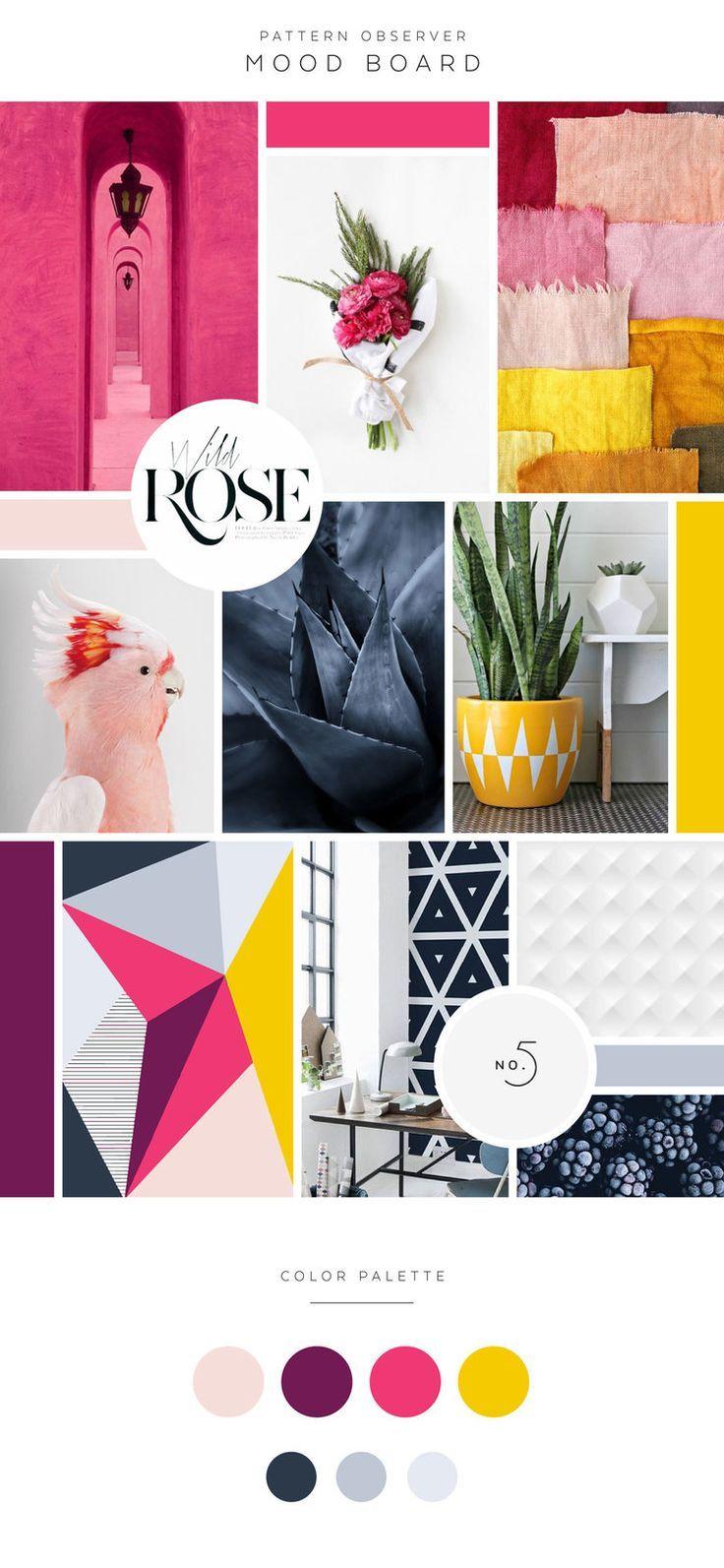 Pattern Observer Branding Logo Design Dapper Fox Design Branding Website Design In 2020 Branding Website Design Mood Board Design Website Branding