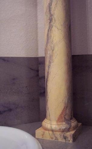 Venetian plaster, faux finishes, decorative paint...