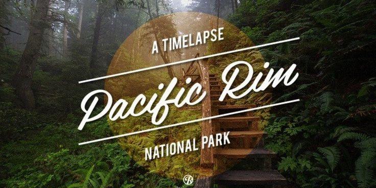 Pacific Rim National Park. It's Canada's best-kept secret.