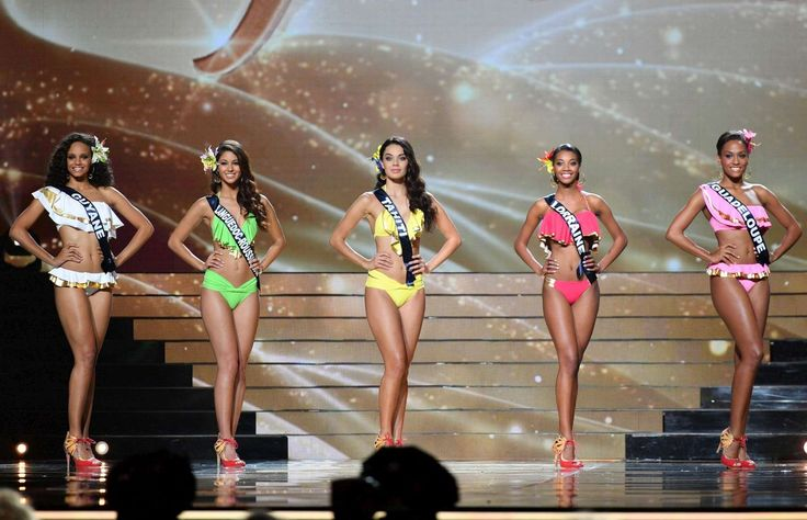 En images : Miss France 2017 est Miss Guyane