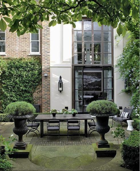 Formal Garden Design Idea: 17 Best Ideas About Formal Gardens On Pinterest