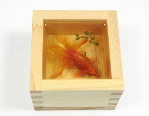 世界中で話題の超リアル「金魚アート」制作の苦労とは/ 深堀隆介氏インタビュー(後編)