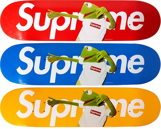 Supreme Kermit Decks