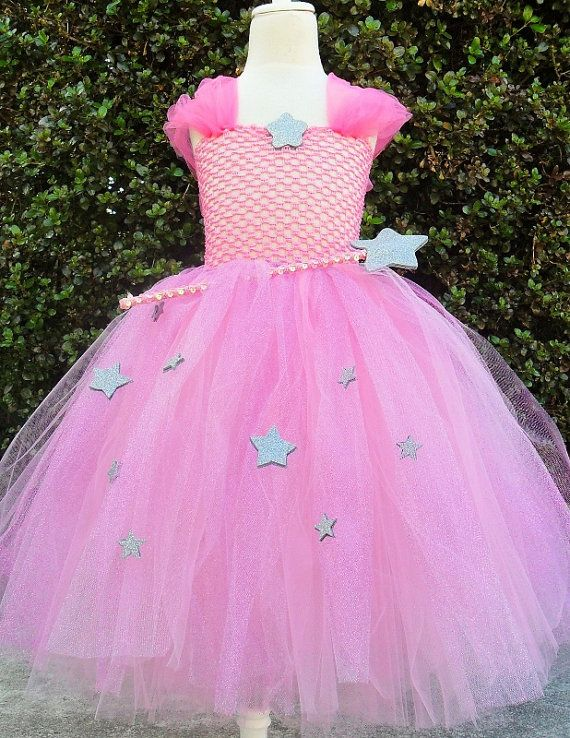 Glinda the Good Witch Tutu Set by BootiTutu on Etsy