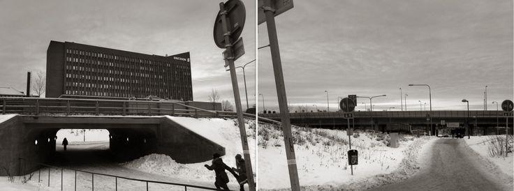 stockholm. 2013. double-frame.