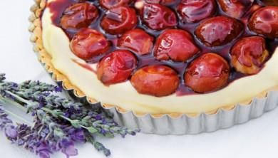 South African Christmas Recipes. The tart is beautiful.