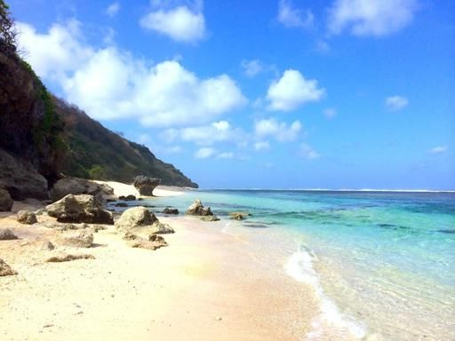 South Bali's seven best beaches