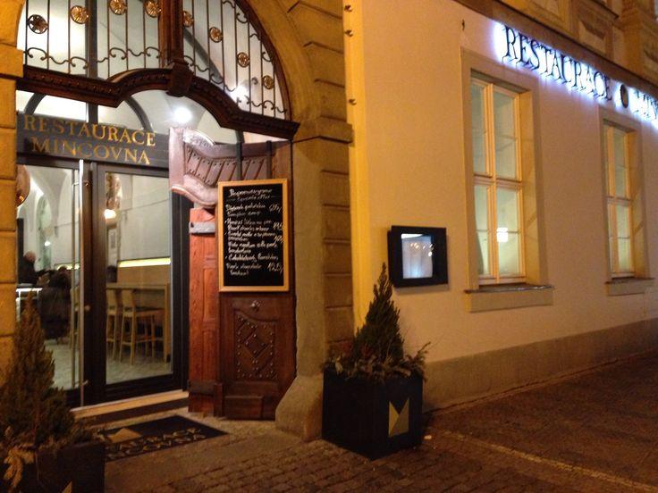 Restaurace Mincovna ve městě Praha, Hlavní město Praha