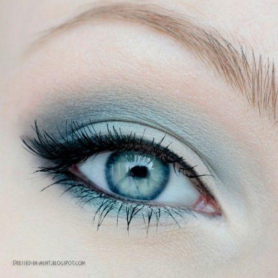 paint it BLUE. by Dressed-in-mint on Makeup Geek