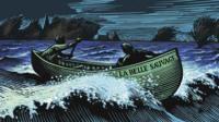 His Dark Materials has an 'equel' - La Belle Sauvage - BBC News