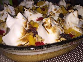 La Comida de mi Casa: Ensueño de Frutas