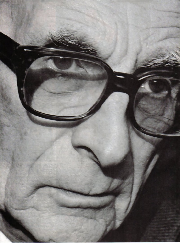 """""""We are now threatened with the prospect of our being only consumers, able to consume anything from any point in the world and from any culture, but of losing all originality."""" -- Claude Levi-Strauss (1908-2009)"""