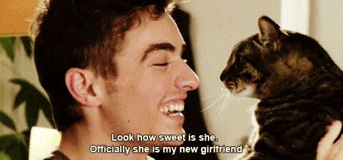 Dave Franco. I don't know what this is from, nor do I care...it's funny.