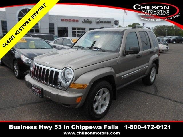 Used 2005 Jeep Liberty Limited For Sale At Chilson Dodge Chrysler Jeep Ram In Chippewa Falls Wi For 6 453 View Now On Ca Jeep Liberty 2005 Jeep Liberty Jeep