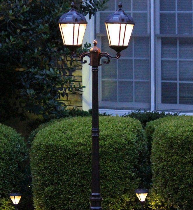 Royal Bulb Double Solar Lamp With Gs Solar Led Light Bulb Gs 98b D Solar Lamp Post Solar Lamp Solar Led Lights Outdoor