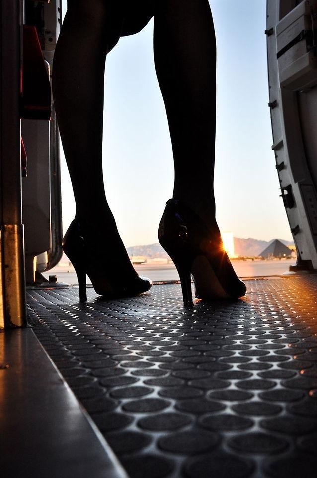 God & Strip Clubs - The Flight Attendant Life  Photo Credit: www.mollychoma.com
