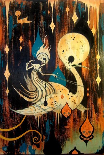 Artist: Camille Rose Garcia