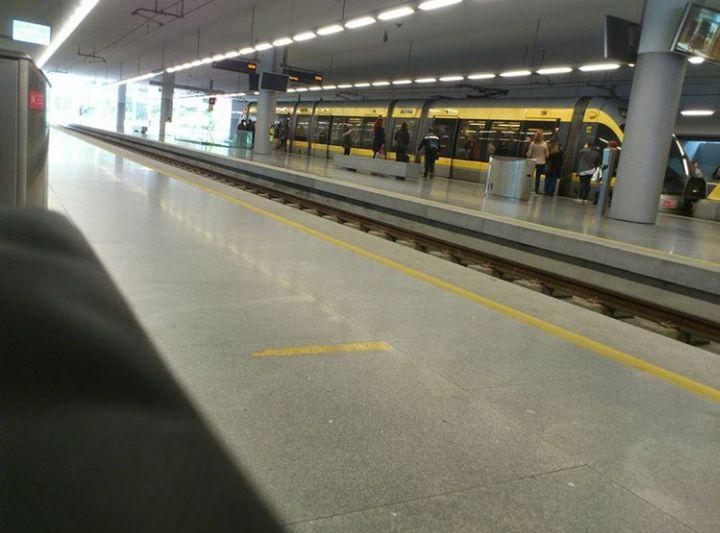 #trindade #metrostation