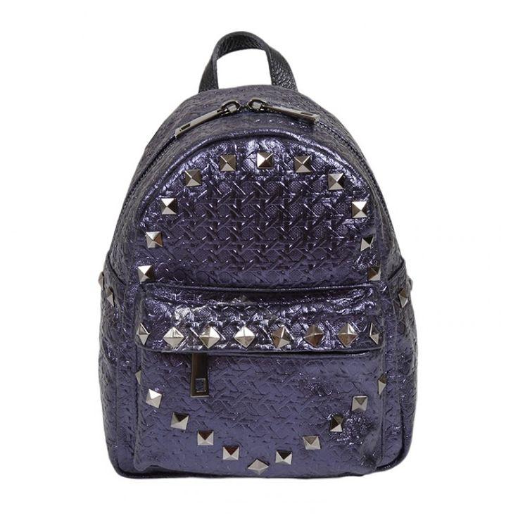 john-andy.com | JOHN-ANDY Μικρό Δερμάτινο Vintage Backpack