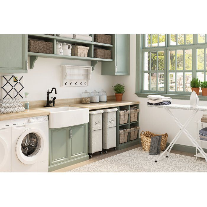 Laundry Room Ideas Discover Dotted Line Folding Drying Rack Wayfair Drying Rack In 2020 Small Laundry Rooms Small Laundry Room Organization Laundry Room Makeover