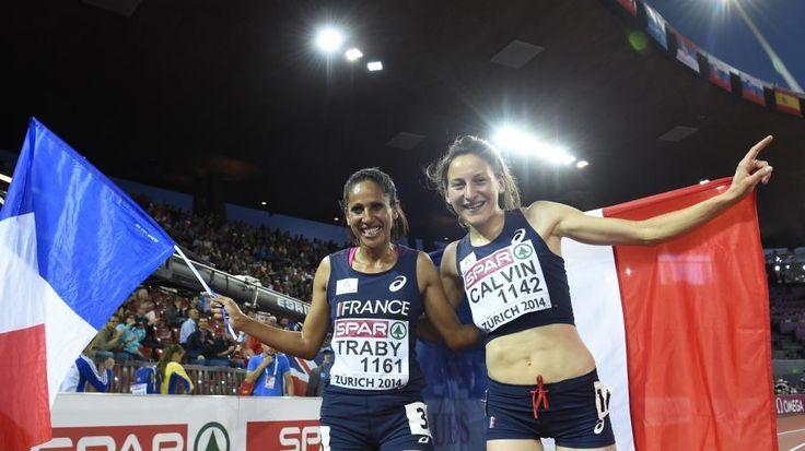 Argent et Bronze aux Championnats d'Europe d'athlétisme à Zurich  - goussainvillebleumarine.over-blog.com