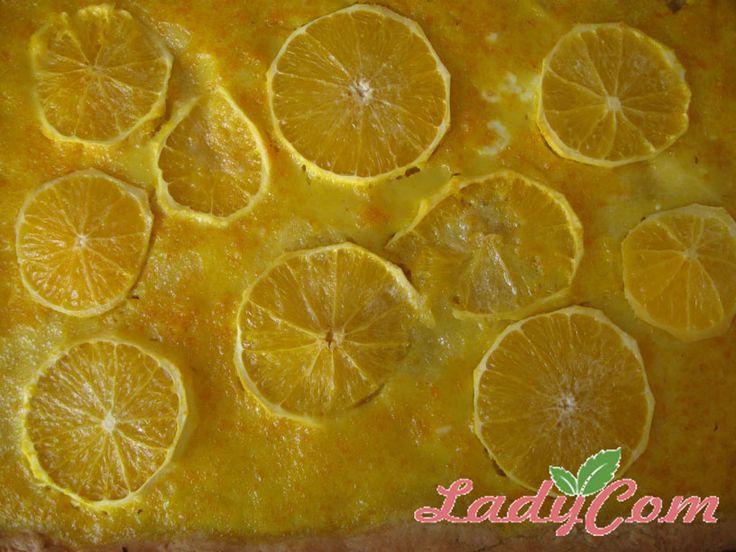 Песочник с апельсинами