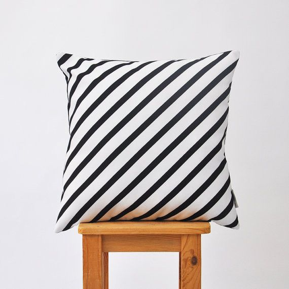 Monochrome Pillow
