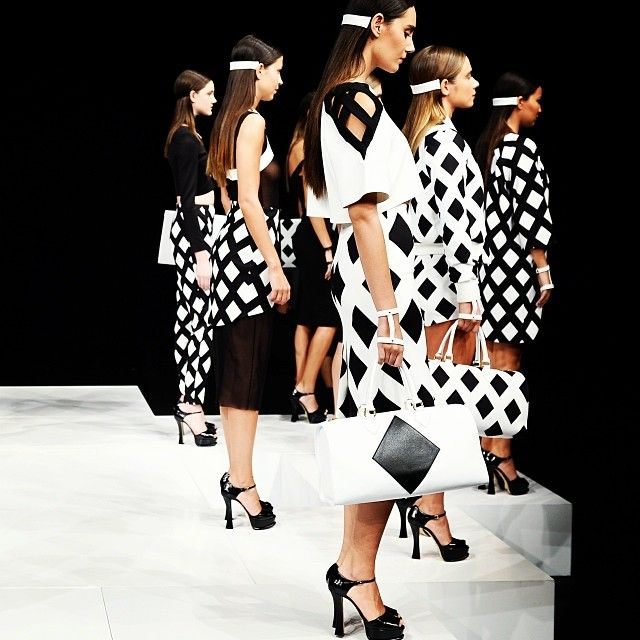 These are the staples of #SS14, #blackandwhite at its finest from zeynep_erdogan #MBFWI by mbfashionweek