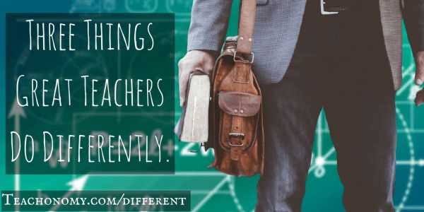 Every building has them. The superstar teachers that students love and respect. The ones that think outside the box on a daily basis and make learning fun for everyone. Great teachers, however, don't just walk through the door and make magic happen. They are the ones who are willing to do the little things necessary […]