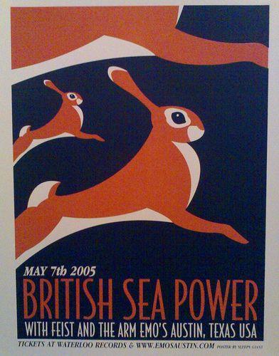 british sea power poster