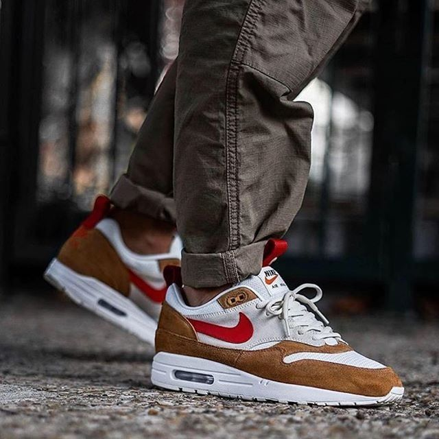 66279973ab Mars Yard x Nike Air Max 1 customs Created and worn by @theoze inspiration  from the dope customs made by @fiammastudios @chaseshiel & @czarector These  are ...