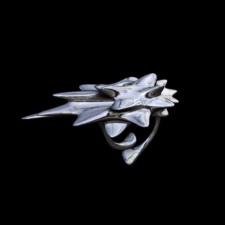 """Drop Me"" Ring designed by Mimmel / Melike Altınışık"