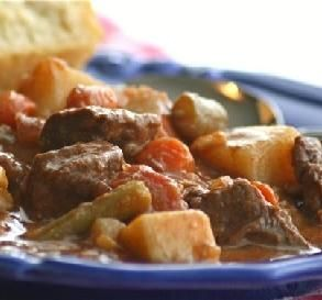 Kellys Southwestern Beef Stew: Thick, rich and hearty beef stew that is