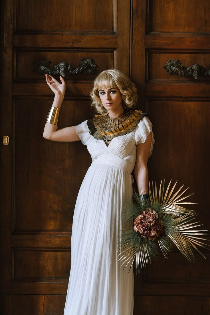 Ancient egyptian wedding inspiration cleopatra re