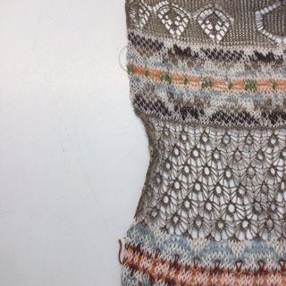 knit . darn . knit .