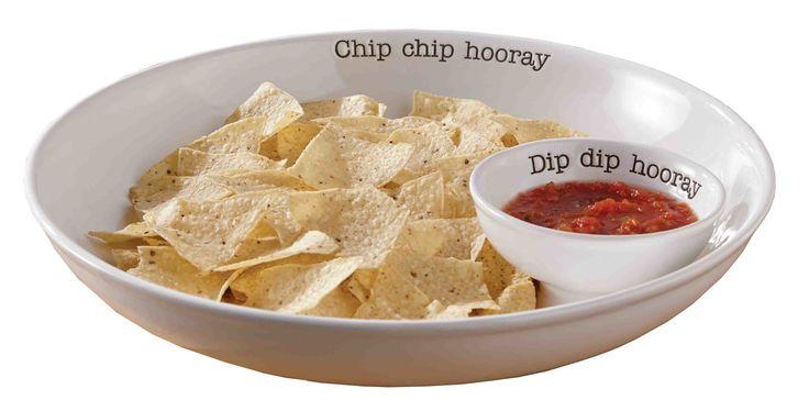 Circa Chip and Dip Set