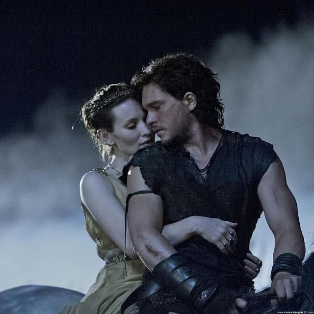 I loved this movie - Pompeii - for sharing the history despite how sad it is, it's also majestic and full of power.
