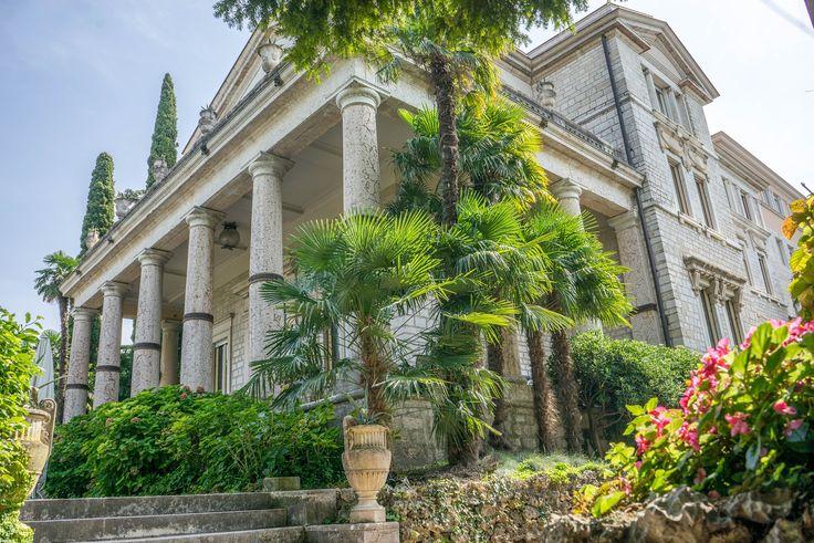 Villa Cortine Palace Sirmione Lacul Garda Italia