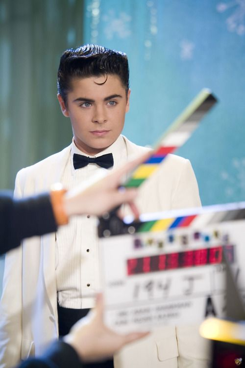 Zac Efron as Link Larkin in Hairspray