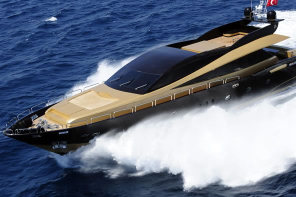 Rent your own yacht